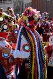 Kleuren van SanMarco Royalty-vrije Stock Afbeeldingen