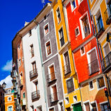 Kleuren van Spanje Stock Foto's