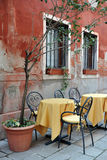 Kleuren van Venetië Stock Foto