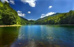 Kleuren van Water stock foto