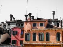 Kleuren in Venetië Royalty-vrije Stock Foto