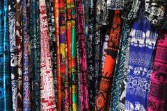 Kleurenbroek Stock Foto's