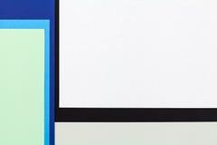 Kleurendocumenten achtergrond Royalty-vrije Stock Foto