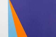 Kleurendocumenten achtergrond Stock Afbeelding