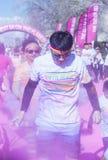 Kleurenlooppas Las Vegas Stock Fotografie