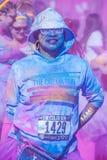 Kleurenlooppas Las Vegas Stock Foto