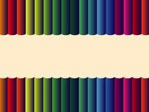 Kleurenopties Royalty-vrije Stock Fotografie