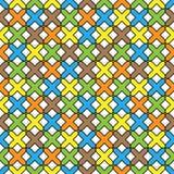 Kleurenpatroon 06 Stock Afbeelding