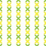 Kleurenpatroon 01 Royalty-vrije Stock Afbeelding
