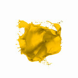 Kleurenplons Stock Afbeeldingen