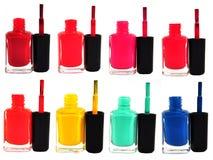 Kleurenreeks stock afbeelding