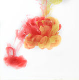 Kleurenrook Royalty-vrije Stock Afbeeldingen