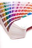 Kleurenscala II Royalty-vrije Stock Foto's