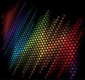 Kleurenscalaequaliser Stock Foto