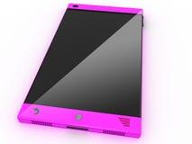 Kleurensmartphone #4 Royalty-vrije Stock Afbeeldingen
