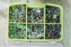 Kleurensteen Royalty-vrije Stock Foto