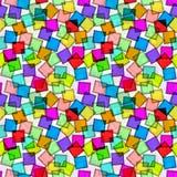 Kleurentextuur. Naadloze vector Royalty-vrije Stock Foto's