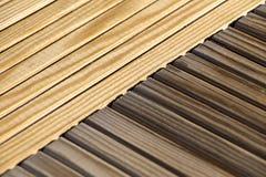 2 kleurenvloer Stock Foto's
