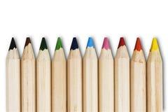 Kleuringspotlood Royalty-vrije Stock Afbeeldingen