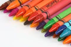 Kleurpotlood Royalty-vrije Stock Foto