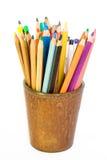 Kleurpotlood Royalty-vrije Stock Fotografie
