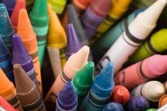 Kleurpotlood stock foto's