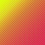 Kleurrijk abstract halftone ontwerp als achtergrond Royalty-vrije Stock Afbeeldingen