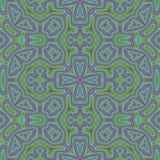 Kleurrijk abstract naadloos ontwerp Stock Afbeeldingen