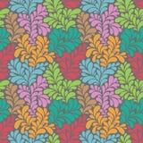 Kleurrijk abstract naadloos patroon Royalty-vrije Stock Fotografie