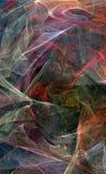 Kleurrijk abstract ontwerp stock illustratie