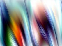 Kleurrijk abstract ontwerp, romantisch beeld Stock Foto's