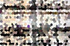 Kleurrijk abstract patroon als achtergrond Stock Afbeeldingen