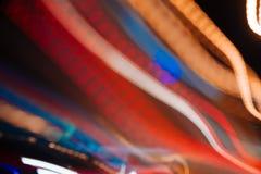 Kleurrijk abstract patroon stock illustratie
