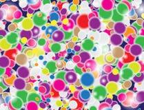 Kleurrijk Abstract Psychedelisch Art Background Vector illustratie vector illustratie