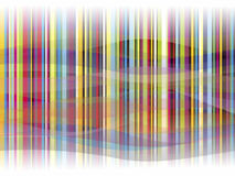 Kleurrijk behang Stock Afbeeldingen