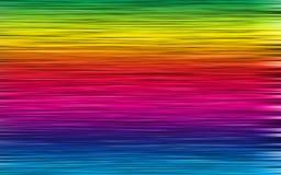 Kleurrijk Behang Stock Fotografie
