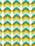 Kleurrijk behangpatroon Royalty-vrije Stock Fotografie