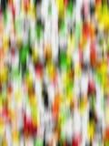 Kleurrijk blured achtergrond Stock Afbeeldingen