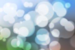 Kleurrijk Bokeh-Kleurrijk Vaag Behang Als achtergrond Royalty-vrije Stock Foto's