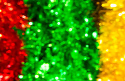 Kleurrijk bosje Royalty-vrije Stock Foto
