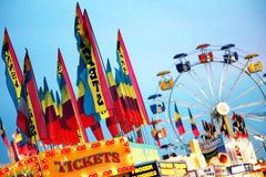 Kleurrijk Carnaval Royalty-vrije Stock Fotografie