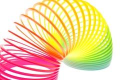 Kleurrijk de lentestuk speelgoed stock fotografie