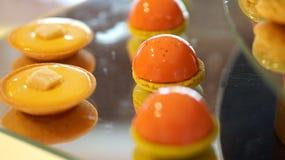 Kleurrijk dessertbuffet Royalty-vrije Stock Foto