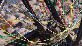 Kleurrijk detail van Hollister stock foto's