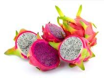 Kleurrijk draakfruit Royalty-vrije Stock Afbeeldingen