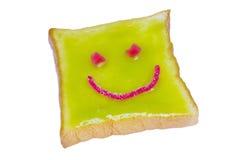 Kleurrijk en smakelijk brood Royalty-vrije Stock Afbeelding