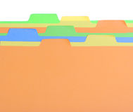 Kleurrijk Etiket royalty-vrije stock afbeelding