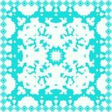 Kleurrijk Etnisch Feestelijk Abstract Bloemen Vectorpatroon vector illustratie