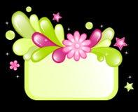Kleurrijk frame Royalty-vrije Stock Foto