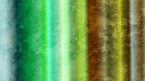 Kleurrijk gemengd vaag in de schaduw gesteld abstract muur geweven behang als achtergrond Levendige vectorillustratie royalty-vrije illustratie